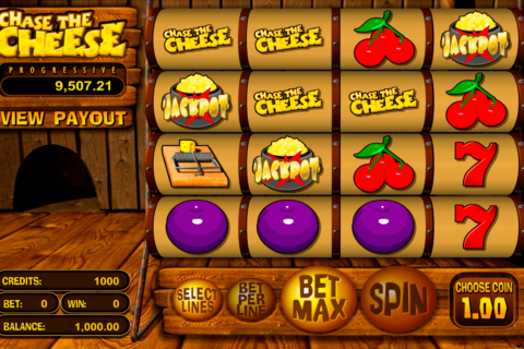 chase the cheese betsoft machine a sous 480x320