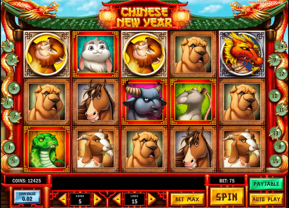 Chinese new year playn go machine a sous