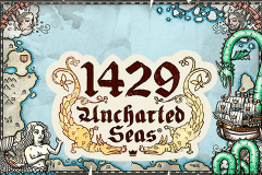 Logo 1429 uncharted seas thunderkick jeu casino