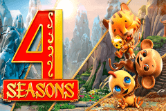 logo 4 seasons betsoft jeu casino