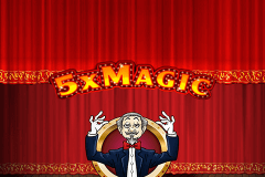 logo 5x magic playn go jeu casino
