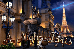 logo a night in paris betsoft jeu casino