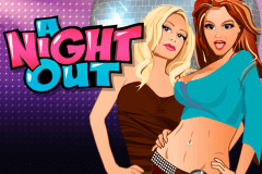logo a night out playtech jeu casino