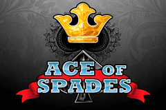 Logo ace of spades playn go jeu casino
