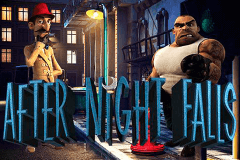 Logo after night falls betsoft jeu casino