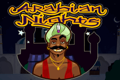 Logo arabian nights netent jeu casino