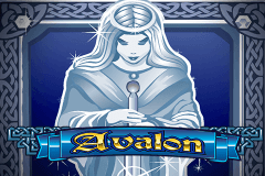 Logo avalon microgaming jeu casino