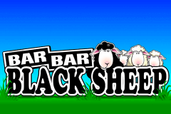 Logo barbarblack sheep microgaming jeu casino