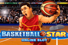 Logo basketball star microgaming jeu casino