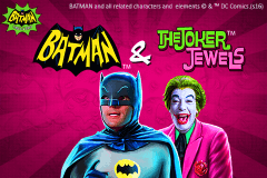 Logo batman the joker jewels playtech jeu casino
