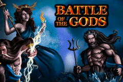 Logo battle of the gods playtech jeu casino