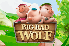 Logo big bad wolf quickspin jeu casino