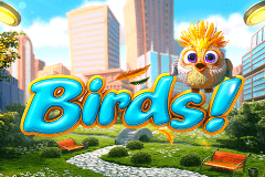 logo birds betsoft jeu casino
