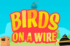 Logo birds on a wire thunderkick jeu casino