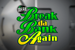 Logo break da bank again megaspin microgaming jeu casino