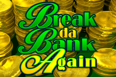 Logo break da bank again microgaming jeu casino