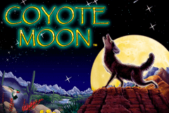 Logo coyote moon igt jeu casino