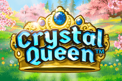 Logo crystal queen quickspin jeu casino