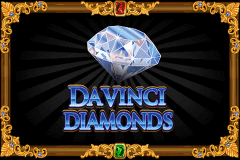 logo da vinci diamonds igt jeu casino