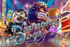 Logo diamond dogs netent jeu casino