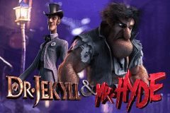 logo dr jekyll mr hyde betsoft jeu casino