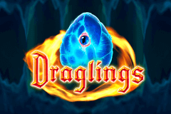 Logo draglings yggdrasil jeu casino