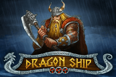 Logo dragon ship playn go jeu casino