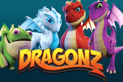 Logo dragonz microgaming jeu casino