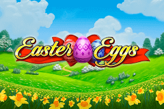 Logo easter eggs playn go jeu casino