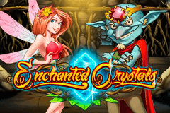 Logo enchanted crystals playn go jeu casino