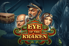 logo eye of the kraken playn go jeu casino