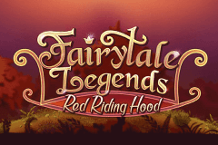 Logo fairytale legends red riding hood netent jeu casino