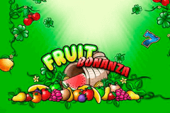 Logo fruit bonanza playn go jeu casino