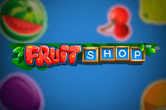 Logo fruit shop netent jeu casino