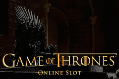 Logo game of thrones 15 lines microgaming jeu casino