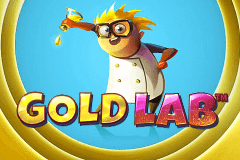 Logo gold lab quickspin jeu casino
