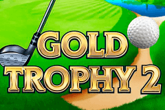 Logo gold trophy 2 playn go jeu casino
