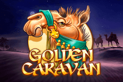 Logo golden caravan playn go jeu casino