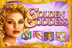 Logo golden goddess igt jeu casino
