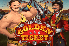 Logo golden ticket playn go jeu casino