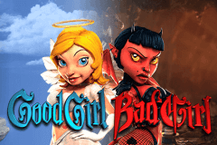 Logo good girl bad girl betsoft jeu casino