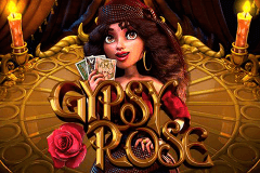 logo gypsy rose betsoft jeu casino