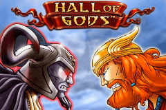 Logo hall of gods netent jeu casino