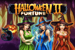 Logo halloween fortune ii playtech jeu casino