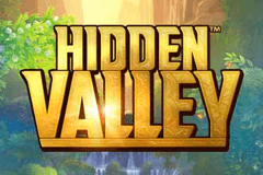 Logo hidden valley quickspin jeu casino