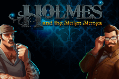 Logo holmes and the stolen stones jeu casino