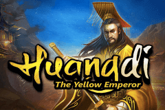 Logo huangdi the yellow emperor microgaming jeu casino