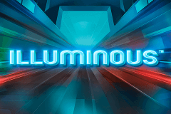 Logo illuminous quickspin jeu casino