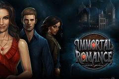 Logo immortal romance microgaming jeu casino