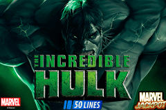 Logo incredible hulk playtech jeu casino